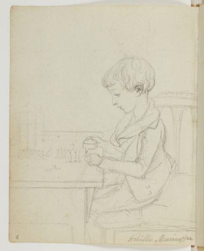 7- Gros_Portrait d'Achille Meuricoffe © Musée du Louvre-jpg