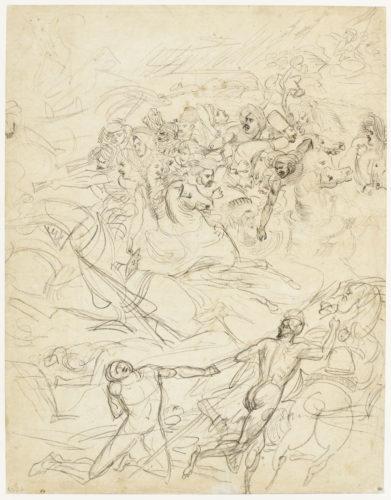 10- Gros_Groupe de Turcs s'enfuyant © RMN-Grand Palais (musée du Louvre)-Michel Urtado -jpg