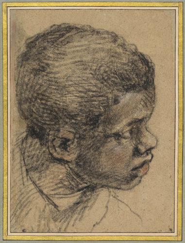 7- Véronèse, Tête de jeune noir © Musée du Louvre, dist- RMN – Grand Palais - Suzanne Nagy-jpg