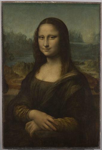 Léonard de Vinci, La Joconde © RMN-Grand Palais (musée du Louvre) / Michel Urtado-jpg