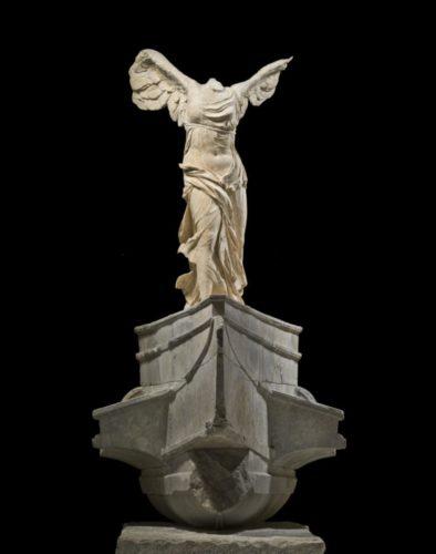 La Victoire de Samothrace  2015 RMN-Grand Palais musee du Louvre  Touchard Urtado Querrec-jpg