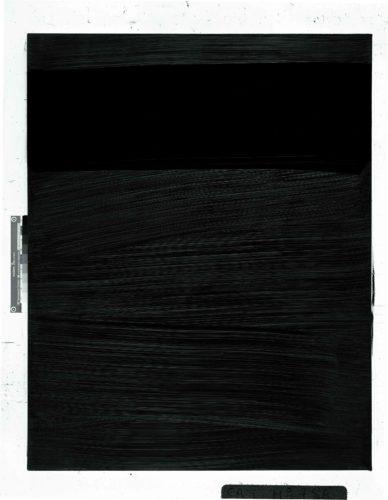 6. Pierre Soulages, Peinture, 162 x 127 cm, 14 avril 1979 © Archives Soulages © ADAGP, Paris 2019