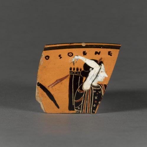 Coupe signée du potier Nicosthènes © RMN-Grand Palais (musée du Louvre) - Stéphane Maréchalle-jpg