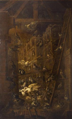 Felice Boselli_Le Pigeonnier (C) Galerie Michel Descours  Lyon-jpg