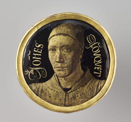 4. Jean Fouquet, Autoportrait, vers 1452 © RMN-Grand Palais (musée du Louvre) / Stéphane Maréchalle