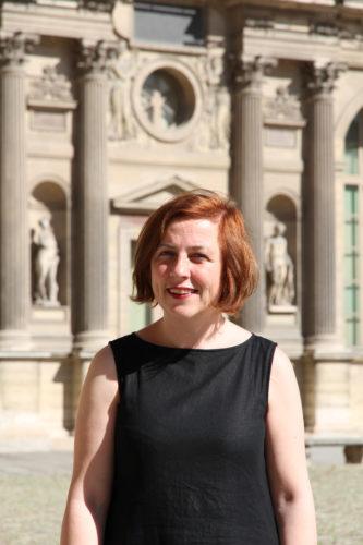 Néguine Mathieux, directrice de la Recherche et des Collections du musée du Louvre © 2019 musée du Louvre / Guillaume Thomas-JPG