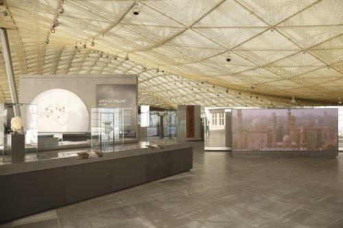 Département des Arts de l'Islam © 2019 Musée du Louvre / Antoine Mongodin