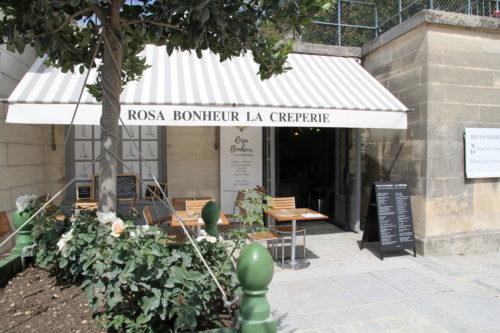 Extérieur Rosa Bonheur 1 © musée du Louvre / Xavier Milan
