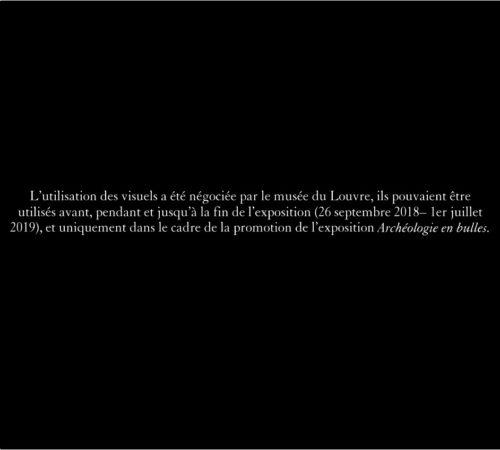 4. Felix Thomas, La visite du pacha de Mossoul aux fouilles de Khorsabad © RMN-Grand Palais (musée du Louvre) / Stephane Marechalle