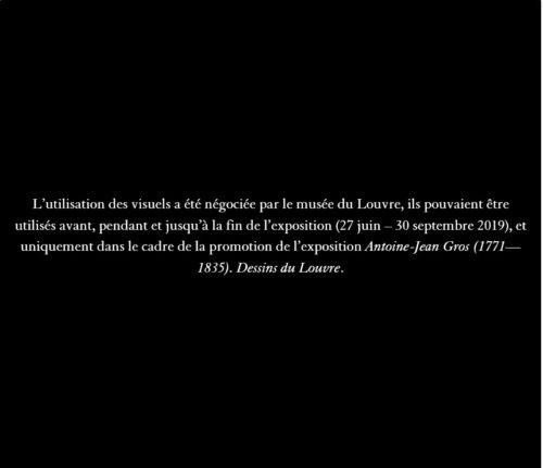 3. Antoine-Jean Gros,  L'ombre de saint Pierre guérit des infirmes, copie d'après les fresques peintes par Masaccio dans la chapelle Brancacci © RMN-Grand Palais (musée du Louvre) / René-Gabriel Ojéda-jpg