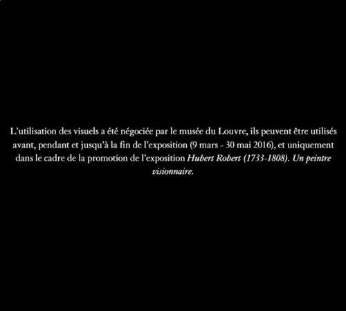 25. Vue imaginaire de la Grande Galerie en ruine. © RMN-Grand Palais (musée du Louvre) / Jean-Gilles Berizzi-jpg