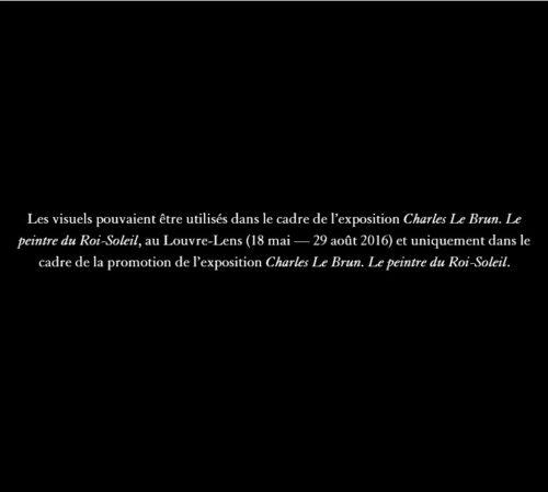 Charles Le Brun, Portrait équestre du chancelier Séguier (détail), huile sur toile, vers 1660, Paris, musée du Louvre © RMN-GP (musée du Louvre) / Franck Raux-jpg