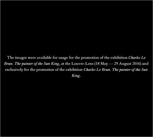 Charles Le Brun, Portrait équestre du chancelier Séguier (détail), huile sur toile, vers 1660, Paris, musée du Louvre © RMN-GP (musée du Louvre) / Franck Raux-jpg-jpg