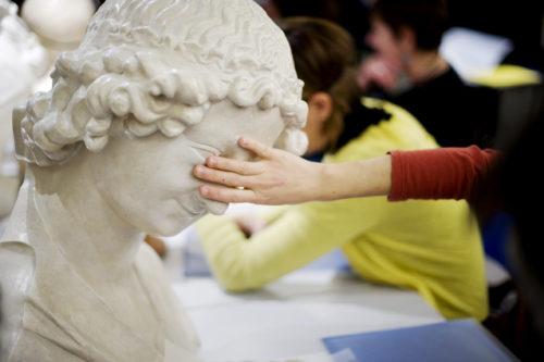 Semaine de l'accessibilité au Louvre © musée du Louvre / Florence Brochoire-jpg