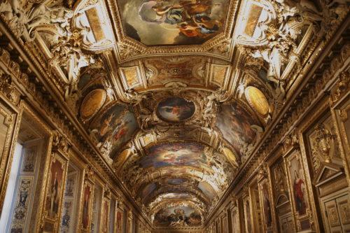 2. Vue de la galerie d'Apollon © 2020 Musée du Louvre / Antoine Mongodin–jpg
