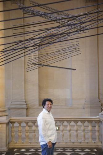 Portrait d'Elias Crespin© 2020 musée du Louvre / Antoine Mongodin