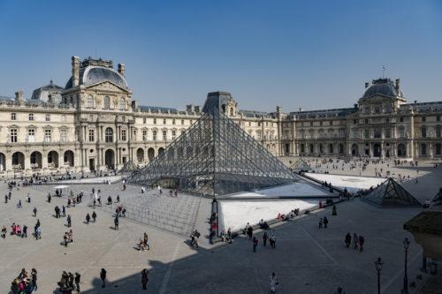 La Pyramide du Louvre © 2019 musée du Louvre / Olivier Ouadah-jpg