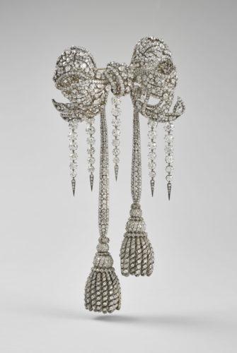 13. François Kramer, Grand noeud de corsage de l'Impératrice Eugénie © RMN - Grand Palais (Musée du Louvre) / Stéphane Maréchalle-jpg