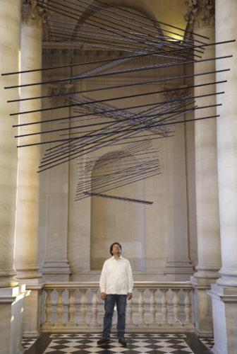 Portrait d'Elias Crespin ©2020 musee du Louvre AntoineMongodin