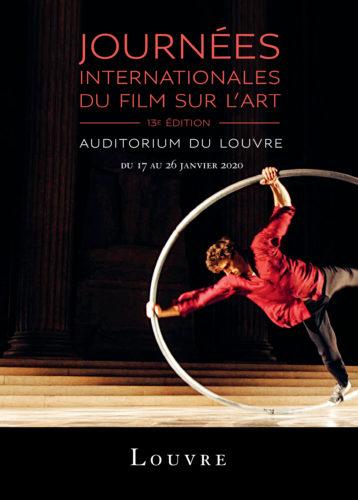 Affiche Les Journées Internationales du Film sur l'Art 2020-jpg