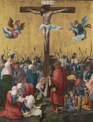 14- Albrecht Altdorfer, Crucifixion © Svepmveszeti Muzeum – Museum of Fine Arts Budapest 2020-jpg