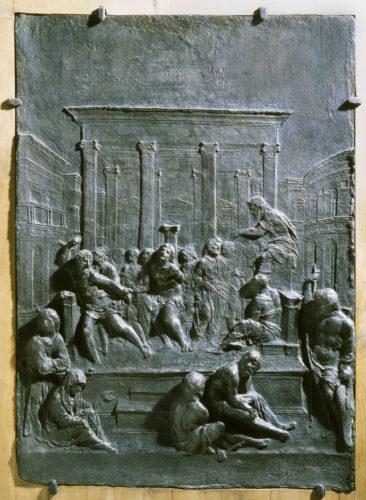 11 Francesco di Giorgio MartiniLa flagellation du ChristPerouse galerie nationale de lOmbrie  PerouseGalleria Nazionale dell Umbria-jpg