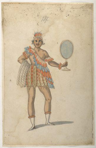 3. Daniel Rabel etudes costumes ballets danses par Louis XIII au Louvre  CHRISTIE S IMAGE-jpg