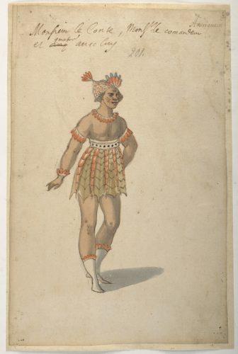 4. Daniel Rabel etudes costumes ballets danses par Louis XIII au Louvre  CHRISTIE S IMAGE-jpg