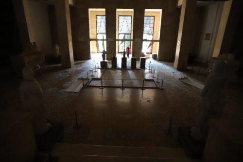 2_Musée national de Beyrouth © Julien Chanteau, musée du Louvre-jpg
