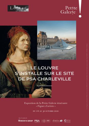 Affiche - Petite Galerie itinérante - PSA Charleville-Mézières-jpg