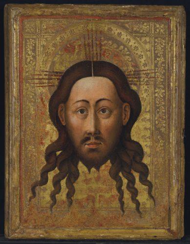 Sainte Face- Peinte valencien  vers 1450 (c) CHRISTIES-jpg