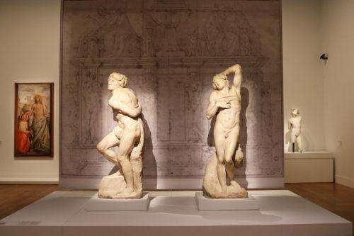 16_Musee du Louvre_Exposition Le Corps et lAme- De Donatello a Michel-AngeMaelys Feunteun – 028-jpg
