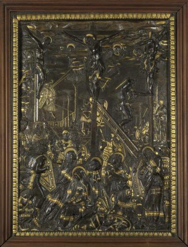 13-Donatello- Crucifixion 145055  Su concessione del Ministero per i Beni e le Attivita Cultura TurismoMuseo Nazionale del Bargello-jpg