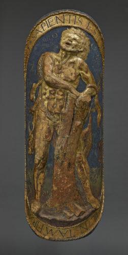 3- Antonio del Pollaiolo- Milon de Crotone- musee du LouvreD des Objets dart  RMN Grand Palais Musee du Louvre  Stephane Marechalle-jpg