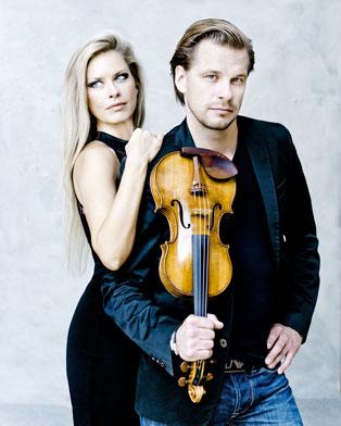 kirill-troussov-violon-et-alexandra-troussova-piano c Marco Borggreve-jpg