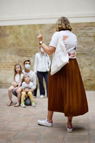 Visite mini-découverte (c) 2020 musee du Louvre Florence Brochoire-jpg